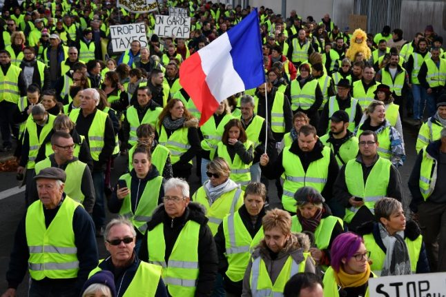 No fuel taxes or Macron's head: What do the 'yellow vests' actually want?