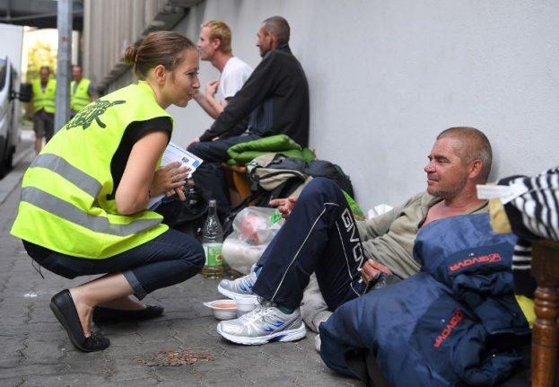 Revealed: The shocking scale of poverty in France in 2018
