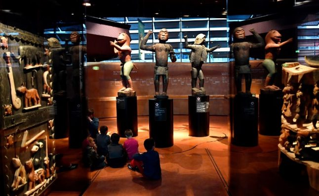 France urged to return looted African art treasures