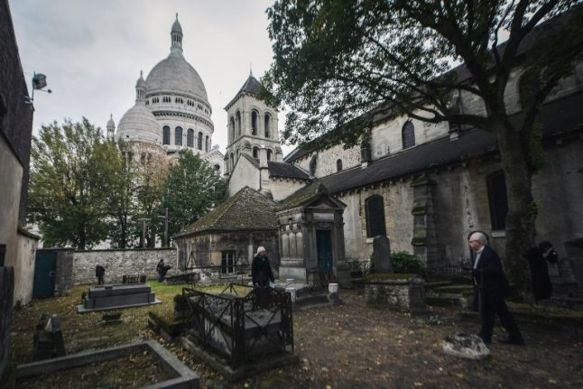 Parisians turn to cremation as cost of plot in cemeteries rockets skyward