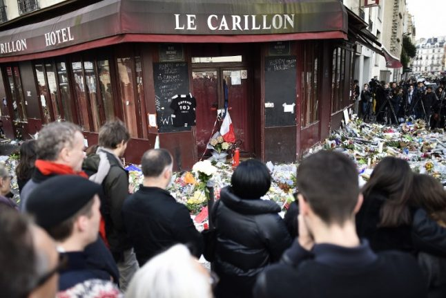 'Paris united': France mourns victims on anniversary of terror attacks