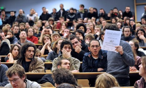 How France plans to attract more international students
