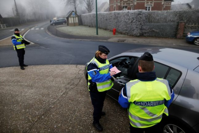 No Waze: France to stop drivers from revealing locations of police checks on GPS apps