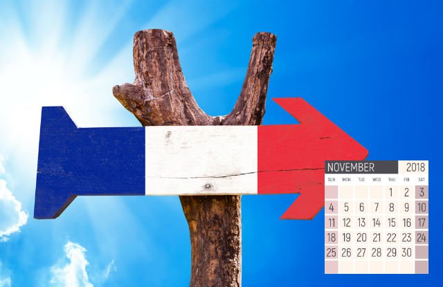 On the agenda: The events in France this week you need to know about