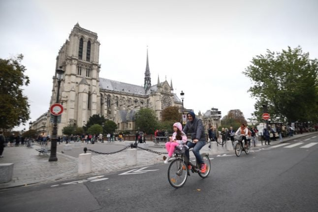 'A Bobo's pipe dream': Can the centre of Paris really be made car-free?