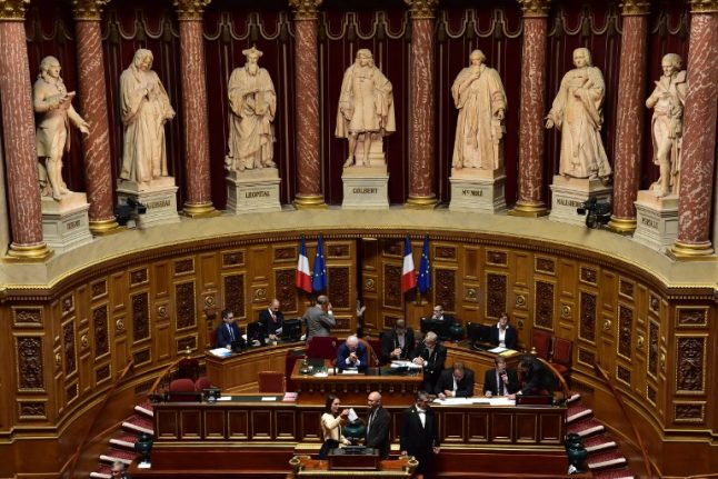 Senior French Senate official arrested over 'spying for North Korea'