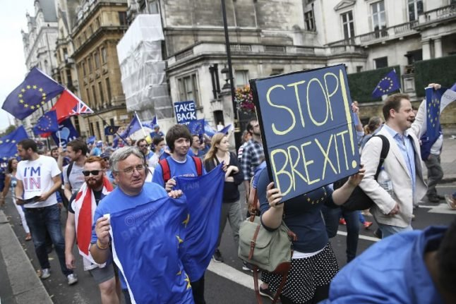 EU court rules against British expats' challenge over 'illegal' Brexit
