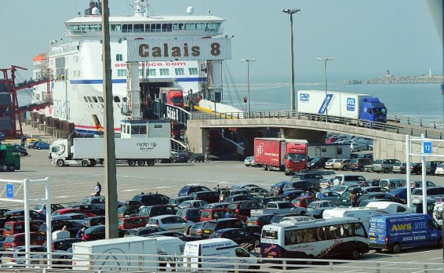 The 4 million truck question: The Brexit dilemma facing northern France