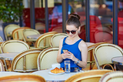 Calls and texts from France to other EU states to drop steeply