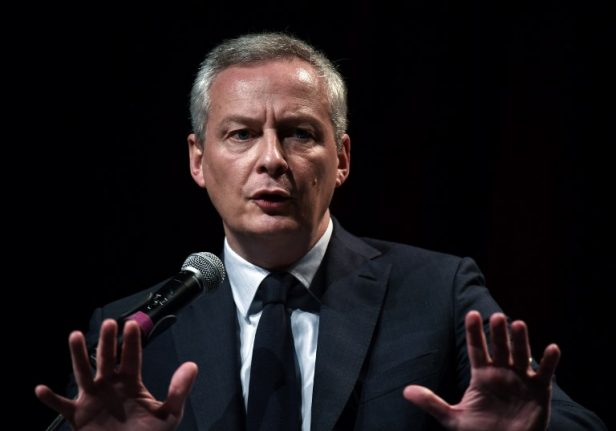 Accept EU deal or face 'economic disaster', French minister warns Britain's Brexiteers