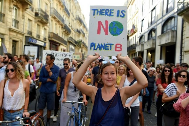 France hit with climate change lawsuit