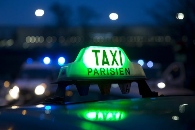 Paris airport rolls out new taxi system after fake driver hits tourists for €247 ride
