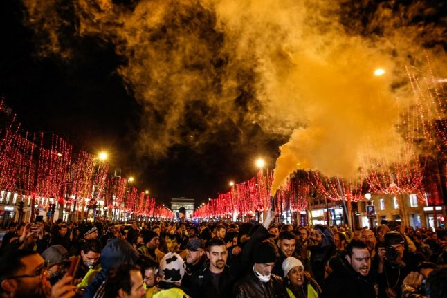 OPINION: The 'yellow vest' movement is in danger of destroying itself as its dark underbelly is exposed