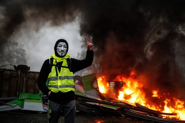 ANALYSIS: The savage violence in Paris was not a protest, it was an insurrection