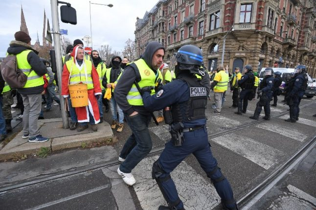 'Angry France is back': Five consequences of France's 'yellow vest' protests