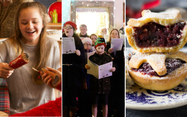 No carols, no mince pies and no crackers: Is Christmas in France less fun?
