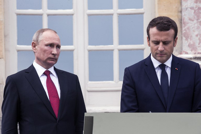 Russia denies meddling in France's 'Yellow vest' protests