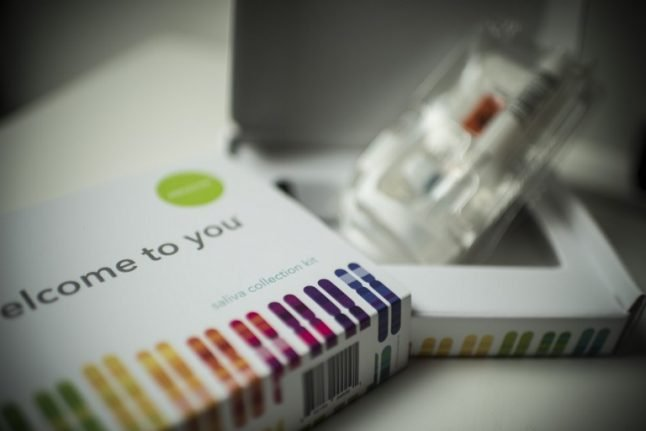 French ban on home DNA testing can't stop the Christmas craze