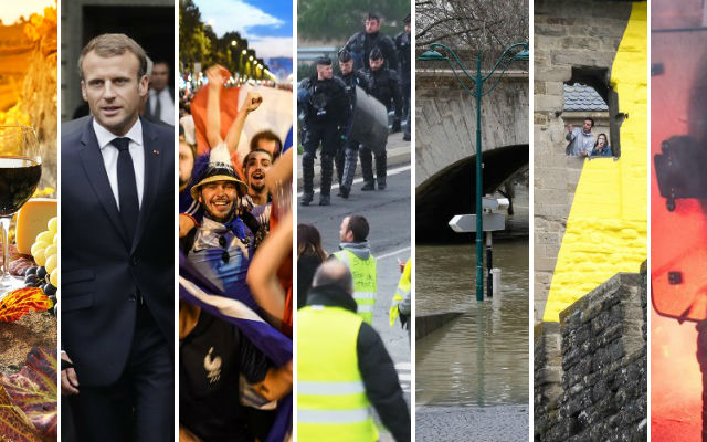 QUIZ: What happened in France in 2018? – Round One