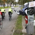 Why are half of France's speed cameras out of action?