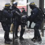 French police warn the government: 'We're at breaking point'