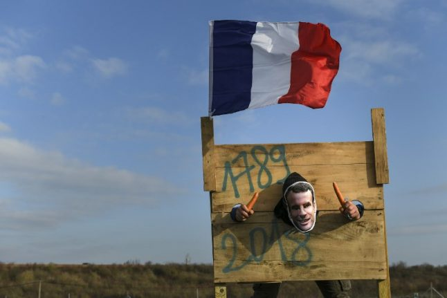 What can Macron really say to calm the anger of France's 'yellow vests'?