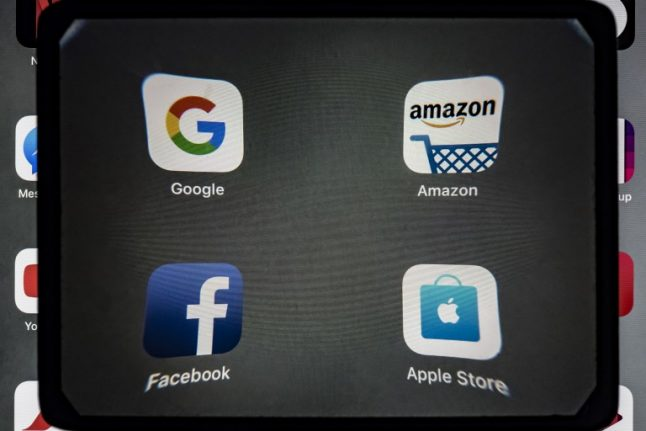 France to introduce tax on big US tech firms in January
