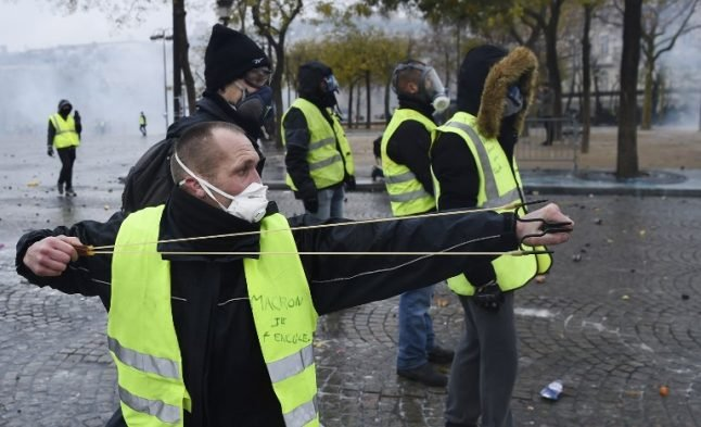 Yellow vests: Who were the rioters who wreaked havoc and destruction in Paris?