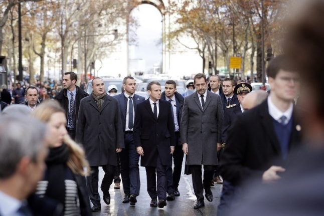 French government set for crisis talks after 'yellow vest' riots