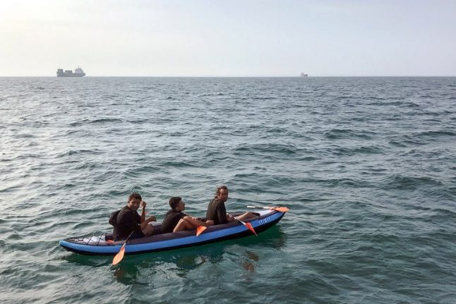Surge in English Channel migrant crossings continues as France stops 11 more