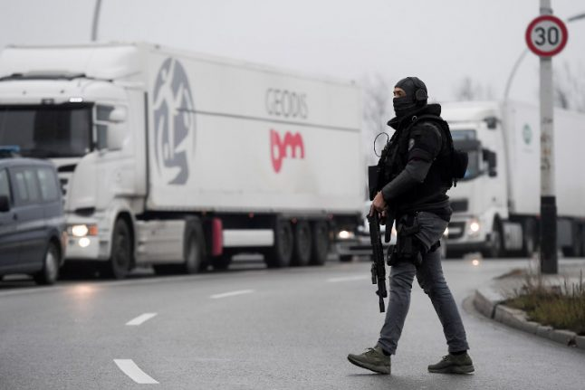 LATEST: Strasbourg gunman remains on the run as France beefs up security