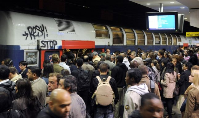 Could the high-speed rail link between Paris and CDG airport be about to hit the brakes?