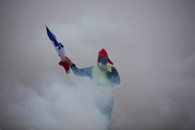 France in crisis as country braces for more violence
