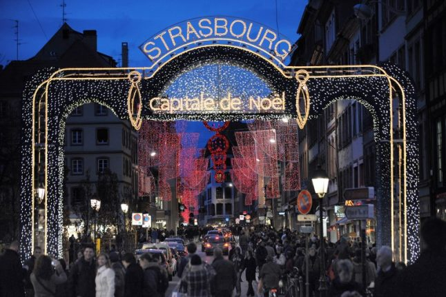 Strasbourg breathes sigh of relief and hopes to get on with Christmas