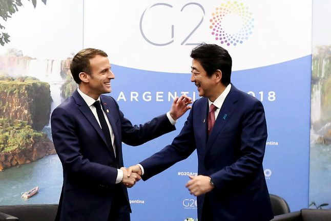 France, Japan uphold auto alliance amid Ghosn scandal