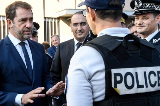 France to hike police wages in bid to quell growing crisis