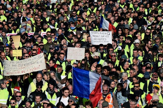 READERS' POLL: Is it now time for France's 'yellow vests' to call off their protests?