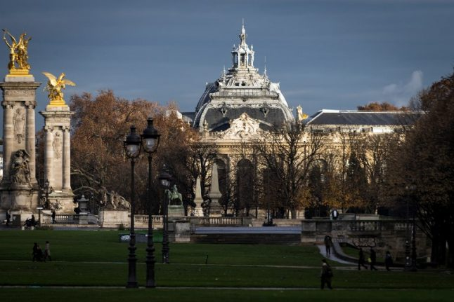 'Yellow vest' protests: Paris to close host of cultural sites around city
