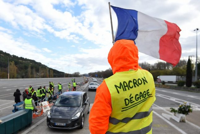 Gilets jaunes: The French language you need to understand the 'yellow vests'
