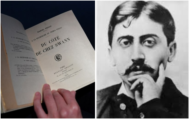 Rare book by French novelist Marcel Proust sells for world record €1.5 million