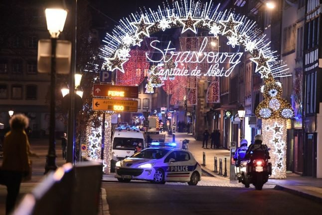What we know so far about the Strasbourg Christmas market shooting