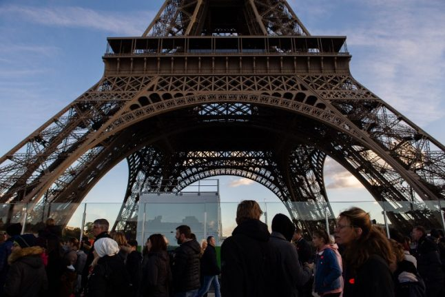 Number of cultural sites to close in Paris on Saturday reaches 48