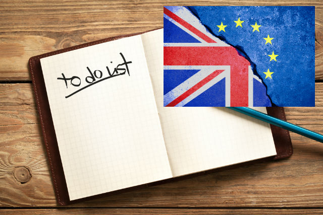 Preparing for a no-deal Brexit: The personal matters you should take care of