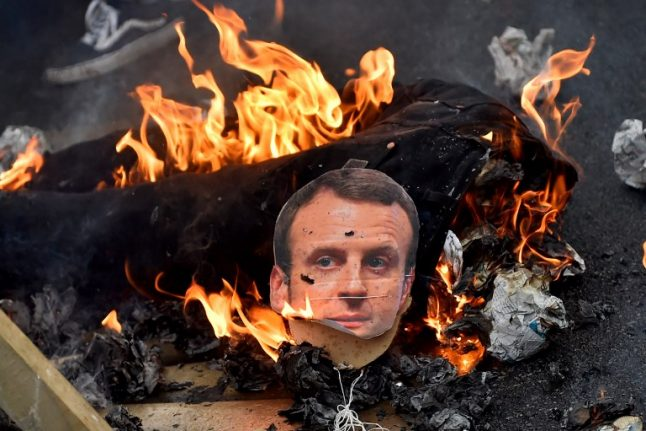 Macron's political 'revolution' fails with weary French