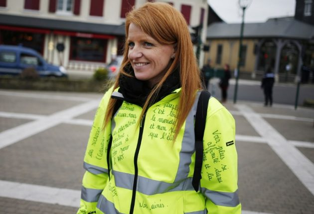 France's 'yellow vests' to run in European elections