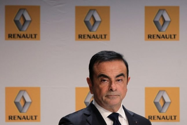 First challenge for Renault's new chiefs: Ghosn's payout