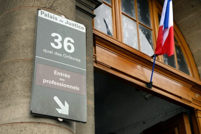 Paris police officers on trial for alleged rape of Canadian tourist in former HQ