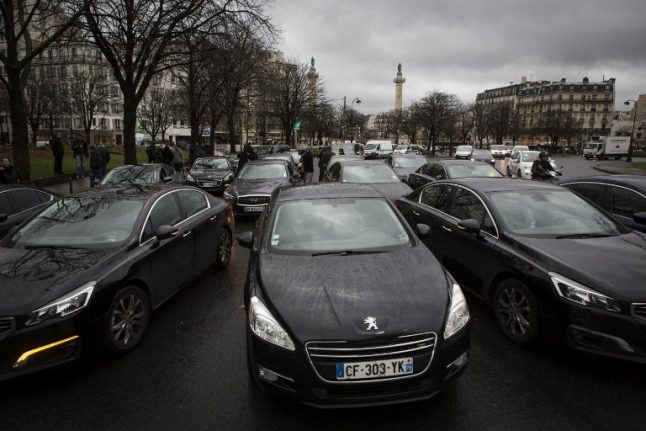 French court reaches 'landmark decision' against Uber over drivers' rights