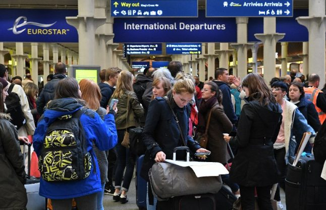 Will a no-deal Brexit affect your travel plans to and from France?