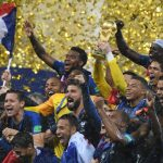 French World Cup champions awarded Legion d'Honneur